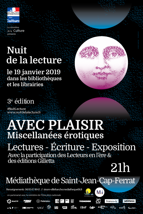 NuitLecture2019 SJ Affiche